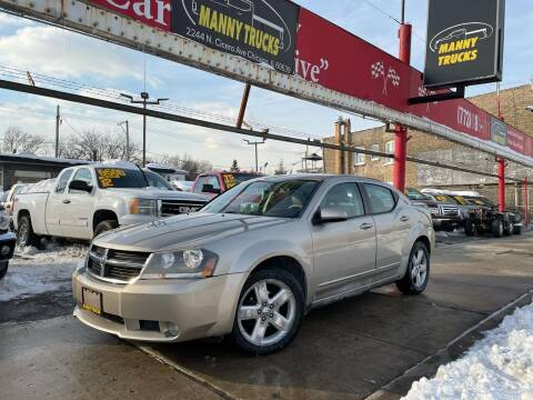 2008 Dodge Avenger for sale at Manny Trucks in Chicago IL