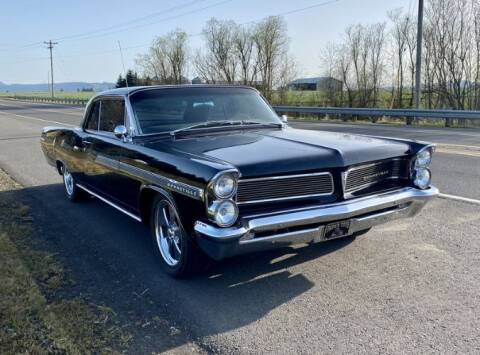 1963 Pontiac Bonneville for sale at Classic Car Deals in Cadillac MI