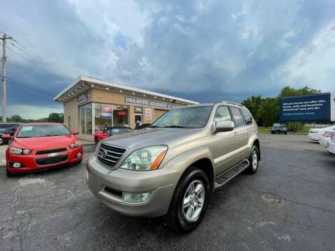 2004 Lexus GX 470 for sale at USA Auto Sales & Services, LLC in Mason OH