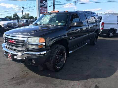 2004 GMC Sierra 2500HD for sale at KAP Auto Sales in Morrisville PA