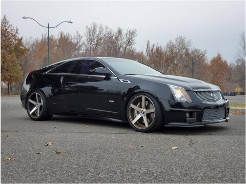 2011 Cadillac CTS-V for sale at Elite 1 Auto Sales in Kennewick WA