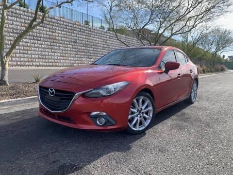 2014 Mazda MAZDA3 for sale at AUTO HOUSE TEMPE in Tempe AZ