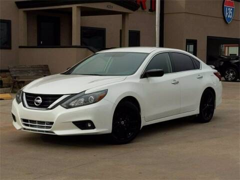 2017 Nissan Altima for sale at Bryans Car Corner in Chickasha OK