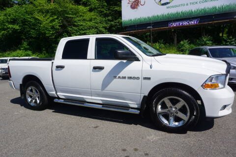 2012 RAM Ram Pickup 1500 for sale at Bloom Auto in Ledgewood NJ