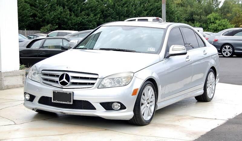 2008 Mercedes-Benz C-Class for sale at Avi Auto Sales Inc in Magnolia NJ
