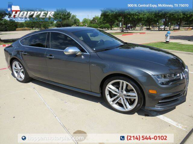 2017 Audi S7 for sale in Mckinney, TX