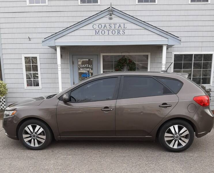 2013 Kia Forte5 for sale at Coastal Motors in Buzzards Bay MA