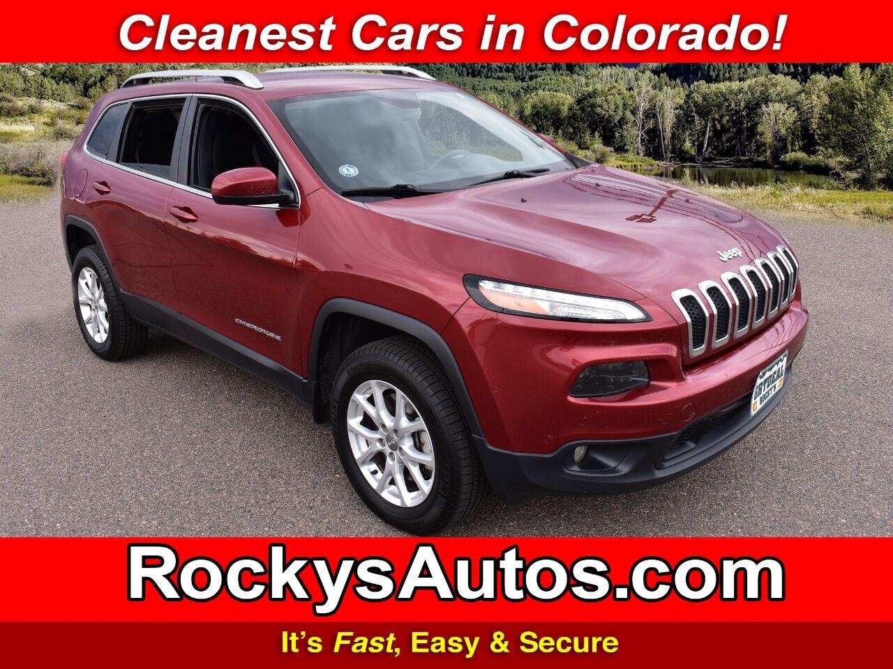 Rocky S Autos 2015 Jeep Cherokee