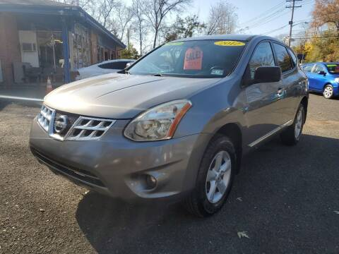 2012 Nissan Rogue for sale at CENTRAL GROUP in Raritan NJ