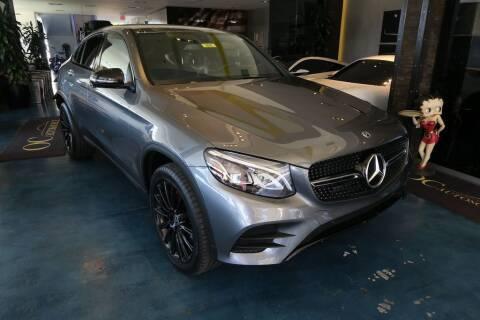 2018 Mercedes-Benz GLC for sale at OC Autosource in Costa Mesa CA