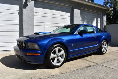 2007 Ford Mustang for sale at Advantage Auto Group Inc. in Daytona Beach FL