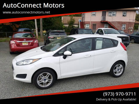 2018 Ford Fiesta for sale at AutoConnect Motors in Kenvil NJ