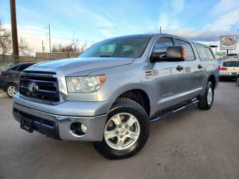 2012 Toyota Tundra for sale at LA Motors LLC in Denver CO