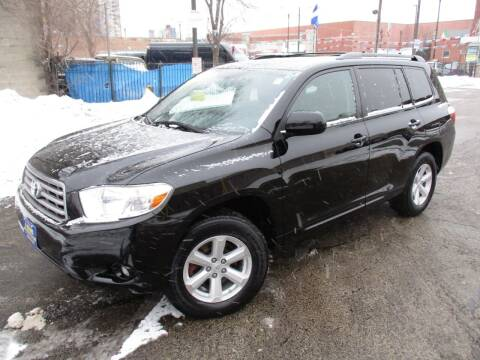 2010 Toyota Highlander for sale at 5 Stars Auto Service and Sales in Chicago IL