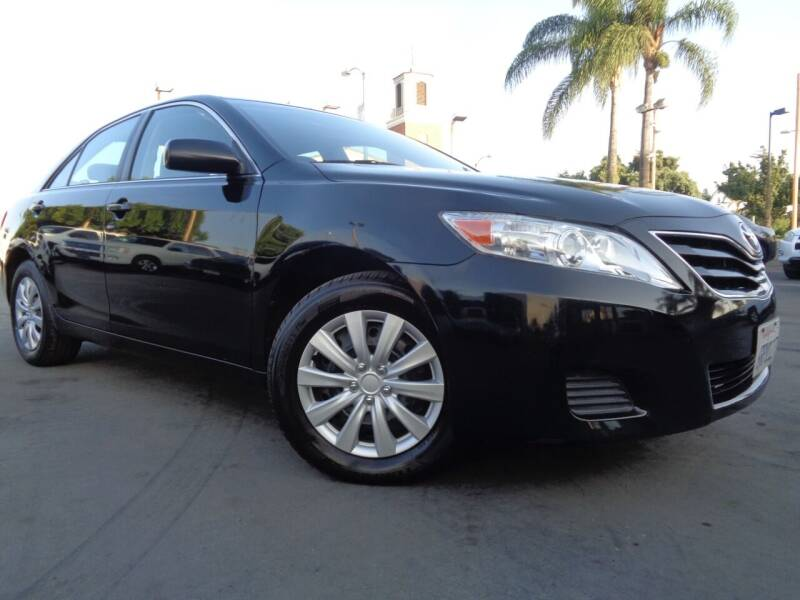 2011 Toyota Camry for sale at ALL STAR TRUCKS INC in Los Angeles CA