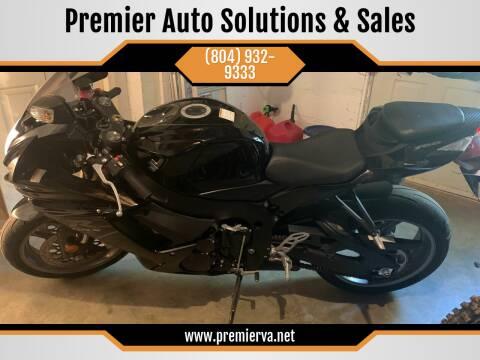 2011 Suzuki GSX-750 for sale at Premier Auto Solutions & Sales in Quinton VA