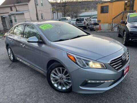 2015 Hyundai Sonata for sale at Auto Universe Inc. in Paterson NJ