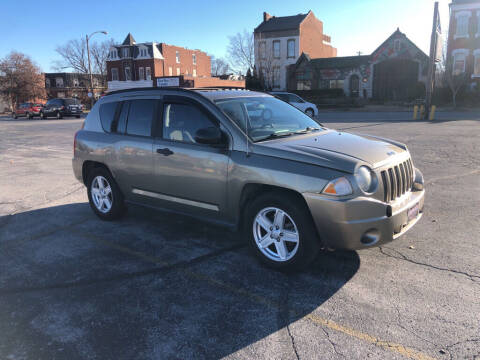 2007 Jeep Compass for sale at DC Auto Sales Inc in Saint Louis MO