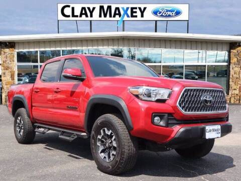 2019 Toyota Tacoma for sale at Clay Maxey Ford of Harrison in Harrison AR