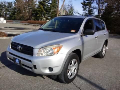 2007 Toyota RAV4 for sale at B&B Auto LLC in Union NJ