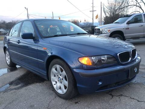 2003 BMW 3 Series for sale at Creekside Automotive in Lexington NC