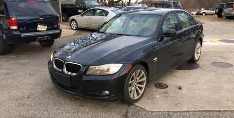 2011 BMW 3 Series for sale at Barga Motors in Tewksbury MA