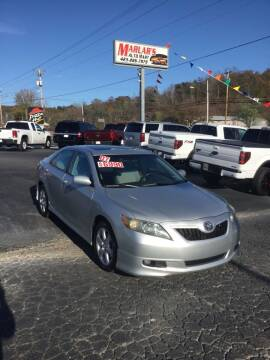 2007 Toyota Camry for sale at MARLAR AUTO MART SOUTH in Oneida TN