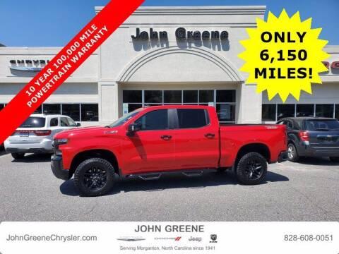 2019 Chevrolet Silverado 1500 for sale at John Greene Chrysler Dodge Jeep Ram in Morganton NC