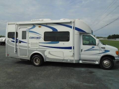 2004 Coachmen Concord 225RK for sale at Lee RV Center in Monticello KY