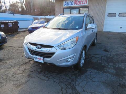 2010 Hyundai Tucson for sale at Auto Match in Waterbury CT
