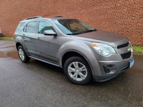 2011 Chevrolet Equinox for sale at Minnesota Auto Sales in Golden Valley MN