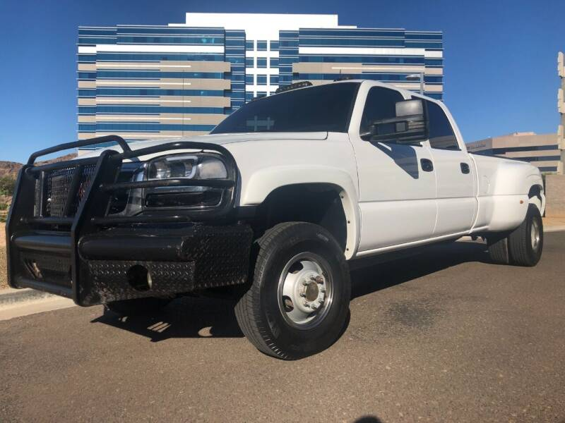 2005 GMC Sierra 3500 for sale at Day & Night Truck Sales in Tempe AZ