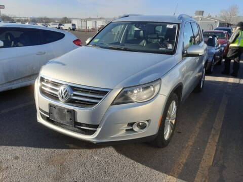 2009 Volkswagen Tiguan for sale at Capitol Hill Auto Sales LLC in Denver CO