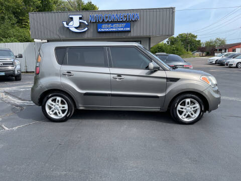 2011 Kia Soul for sale at JC AUTO CONNECTION LLC in Jefferson City MO