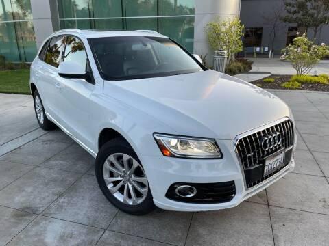 2013 Audi Q5 for sale at Top Motors in San Jose CA