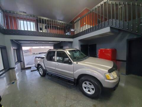 2005 Ford Explorer Sport Trac for sale at Settle Auto Sales TAYLOR ST. in Fort Wayne IN