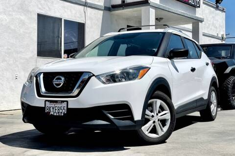 2019 Nissan Kicks for sale at Fastrack Auto Inc in Rosemead CA