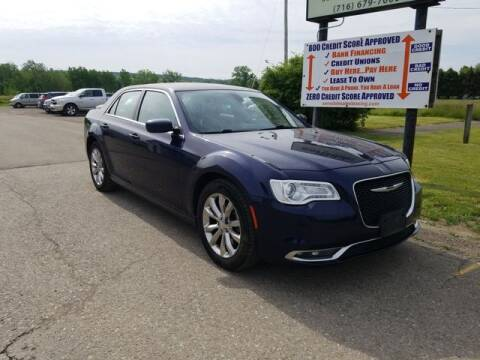 2015 Chrysler 300 for sale at Sensible Sales & Leasing in Fredonia NY