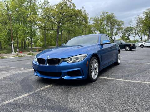 2015 BMW 4 Series for sale at Kapos Auto, Inc. in Ridgewood NY