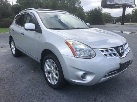 2013 Nissan Rogue for sale at GOLD COAST IMPORT OUTLET in St Simons GA