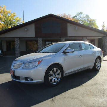 2012 Buick LaCrosse for sale at PRIME RATE MOTORS in Sheridan WY