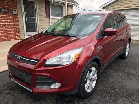 2014 Ford Escape for sale at Cooks Motors in Westampton NJ