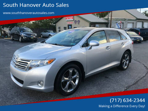 2011 Toyota Venza for sale at South Hanover Auto Sales in Hanover PA