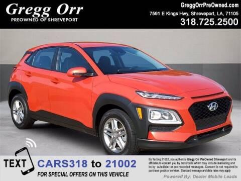 2020 Hyundai Kona for sale at Gregg Orr Pre-Owned Shreveport in Shreveport LA