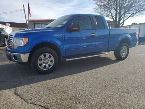 2012 Ford F-150 for sale at Revolution Auto Group in Idaho Falls ID