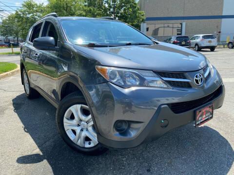 2015 Toyota RAV4 for sale at JerseyMotorsInc.com in Teterboro NJ