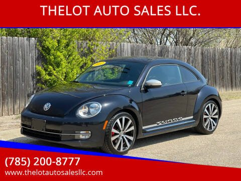 2012 Volkswagen Beetle for sale at THELOT AUTO SALES LLC. in Lawrence KS