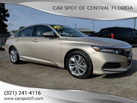 2020 Honda Accord for sale at Car Spot Of Central Florida in Melbourne FL