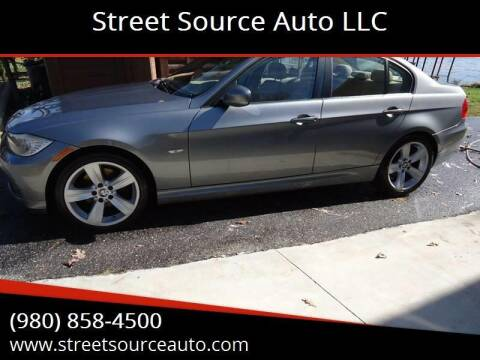 2009 BMW 3 Series for sale at Street Source Auto LLC in Hickory NC