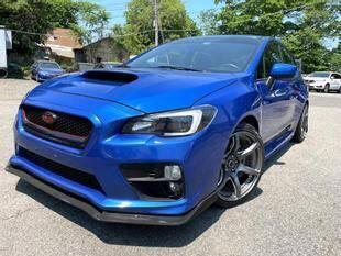 2015 Subaru WRX for sale at Rockland Automall - Rockland Motors in West Nyack NY
